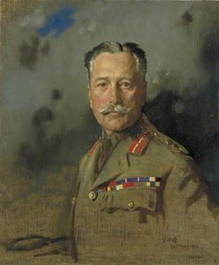 William Newenham Montague Orpen - feldmaresciallo Signore douglas haig