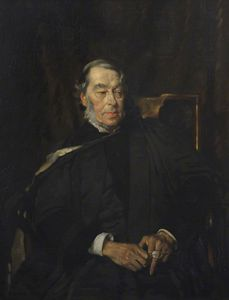 William Newenham Montague Orpen - joseph bickersteth Sindaco