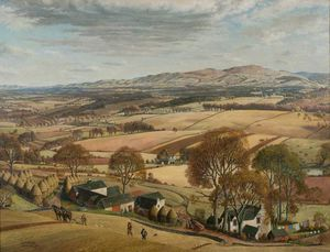 William Mactaggart - Autunno , Kinnordy