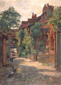 Henry John Yeend King - Old Newbury, Berkshire