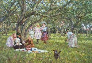 James Charles - The Picnic -