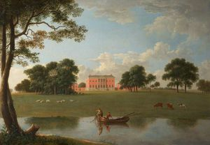Anthony Devis - Tabley - Tabley Casa dal Parco