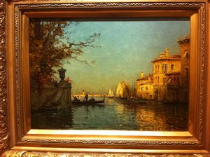 Antione Bouvard - veneziano addio