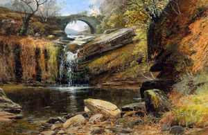 Clarence Henry Roe - cascata