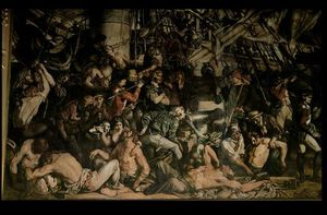 Daniel Maclise - The Death Of Nelson -
