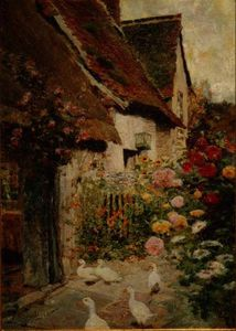 David Woodlock - A Door Cottage
