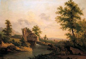 George Smith - The Watermill