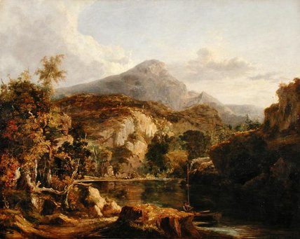 visualizzare in le highlands di George Vincent (1796-1831, United Kingdom) | WahooArt.com