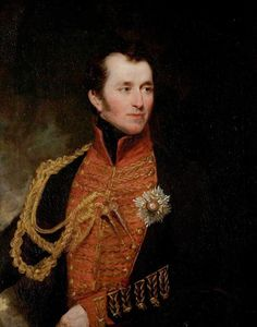 William Beechey - Generale Sir William Henry Clinton
