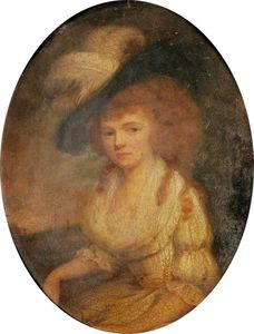 William Beechey - Perdere Elisabetta Taylor