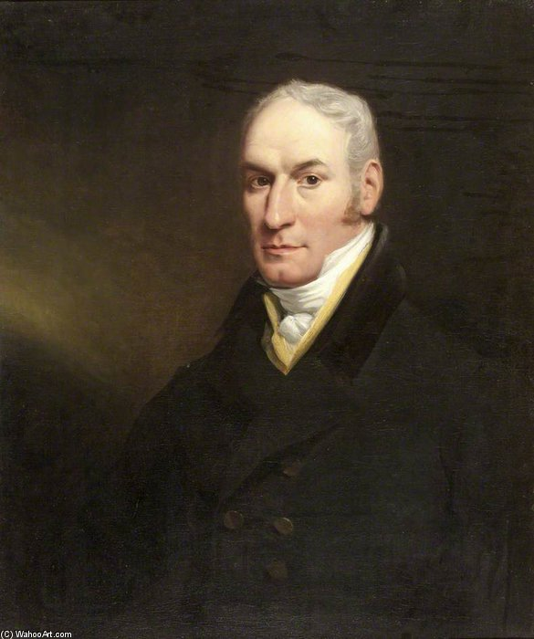 John Richardson di William Owen (1769-1825, United Kingdom) | WahooArt.com
