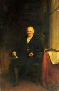 Henry William Pickersgill - James Hadden Di Persley, Provost di Aberdeen