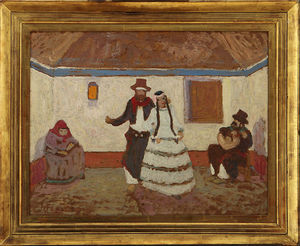Pedro Figari - Baile It el rancho