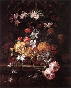 Pieter The Younger Holsteyn - fiore Piece_2