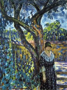 Louis Ritman - Estate ombra