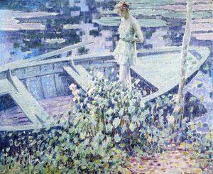 Louis Ritman - Domenica Nautica On The Epte