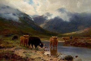 Louis Bosworth Hurt - in ardgour