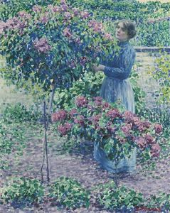 Louis Ritman - In The Arbor