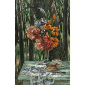 Louis Ritman - Outdoor Still Life