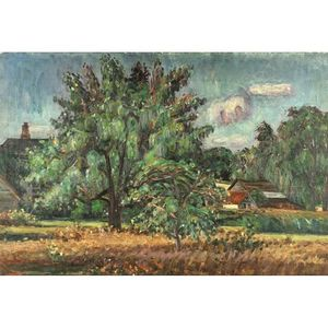 Louis Ritman - rurale scena