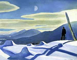 Rockwell Kent - Le Trapper