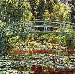 Claude Monet - le bassin aux nympheas