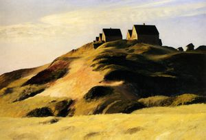 Edward Hopper - mais collina