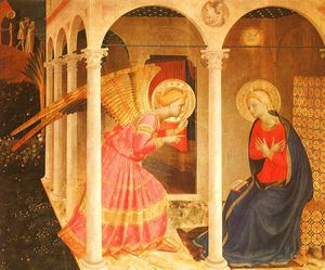 Fra Angelico - Annunciazone