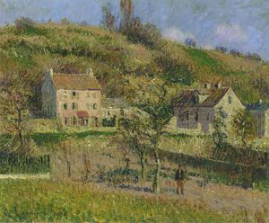 Gustave Loiseau - Costa a Chaponival
