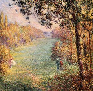 Henri Lebasque - autunno