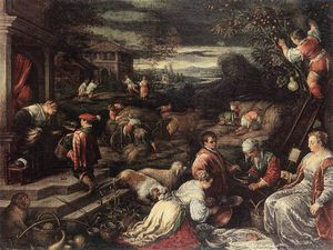 Jacopo Bassano (Jacopo Da Ponte) - estate