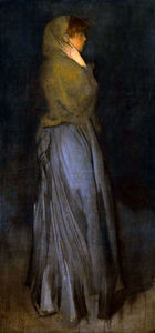 James Abbott Mcneill Whistler - decani disposizione effie sole
