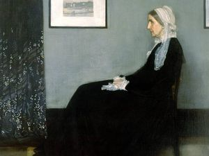James Abbott Mcneill Whistler - madre