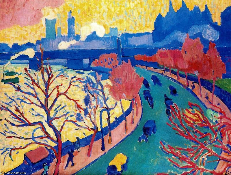 untitled (6612) di André Derain (1880-1954, France)