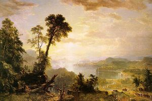 Asher Brown Durand - senza titolo 7143