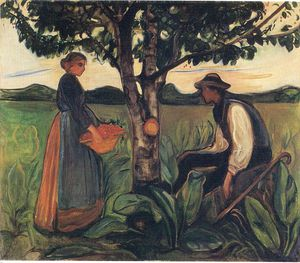 Edvard Munch - untitled (1297)