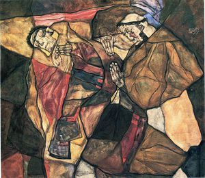 Egon Schiele - untitled (6502)