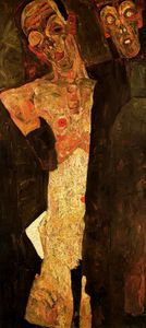 Egon Schiele - untitled (3825)