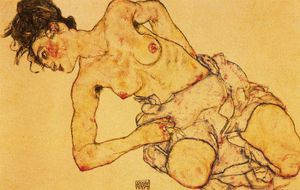 Egon Schiele - untitled (7591)