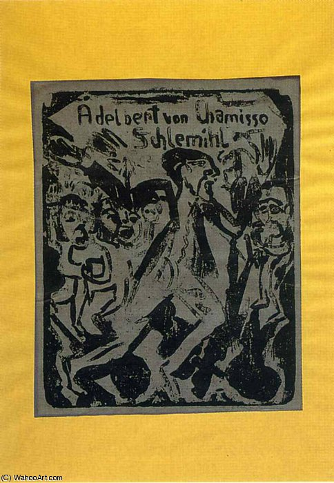 senza titolo 9081   di Ernst Ludwig Kirchner (1880-1938, Germany)