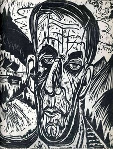 Ernst Ludwig Kirchner - senza titolo 6653