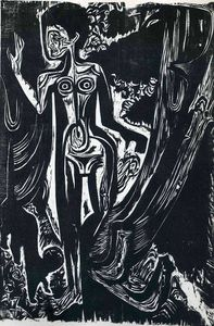 Ernst Ludwig Kirchner - senza titolo 2231