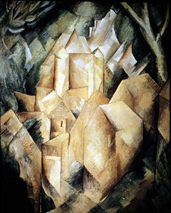 Georges Braque - untitled (8430)