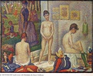 Georges Pierre Seurat - untitled (4589)