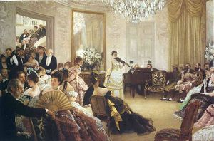 James Jacques Joseph Tissot - senza titolo (3311)