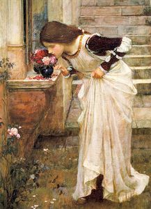 John William Waterhouse - senza titolo 1700