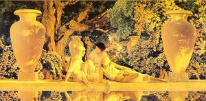 Maxfield Parrish - senza titolo (6974)