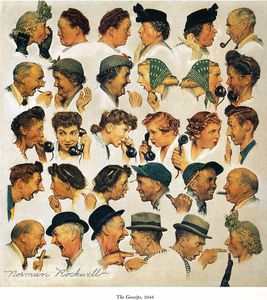 Norman Rockwell - senza titolo 5443