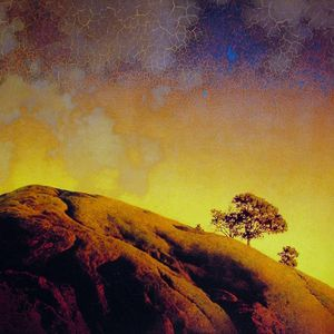 Maxfield Parrish - collina ciottolo