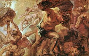 Peter Paul Rubens - The Fall of the Titans